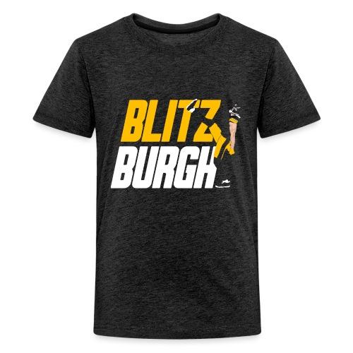 Blitzburgh 90 - Kids' Premium T-Shirt