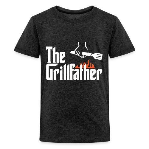 The Grillfather - Kids' Premium T-Shirt