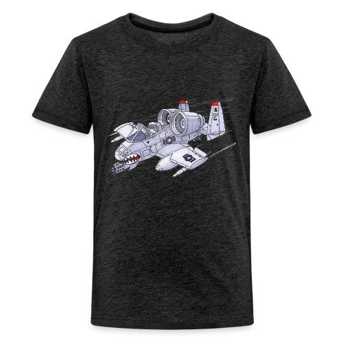Randy In an A-10 - Kids' Premium T-Shirt