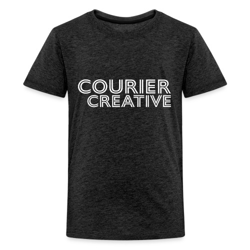 Courier Creative Logo - Kids' Premium T-Shirt
