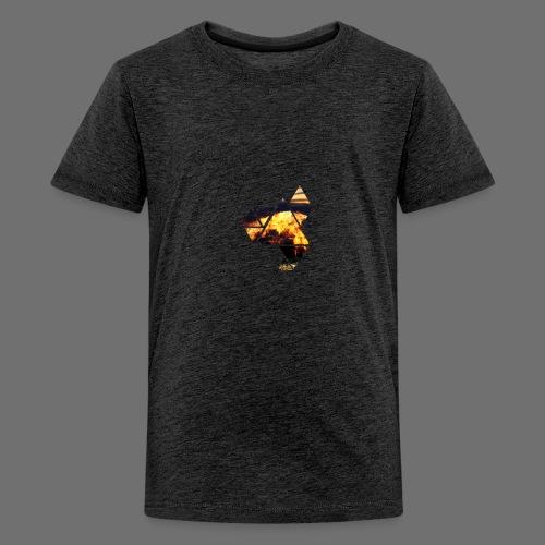 Abstract Phoenix - Kids' Premium T-Shirt