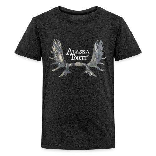 Alaska Tough Camo - Kids' Premium T-Shirt