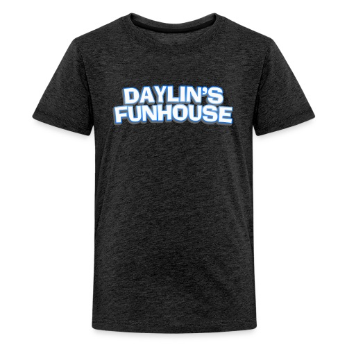Daylins Funhouse plain logo - Kids' Premium T-Shirt