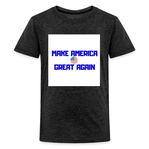 make America great - Kids' Premium T-Shirt