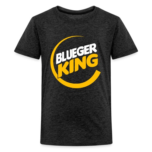 Blueger King - Kids' Premium T-Shirt