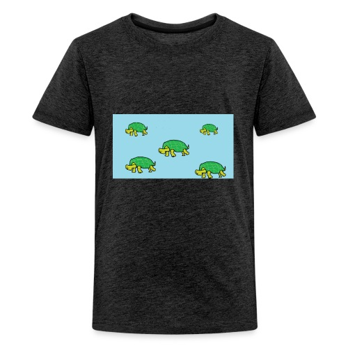 hib2 png - Kids' Premium T-Shirt