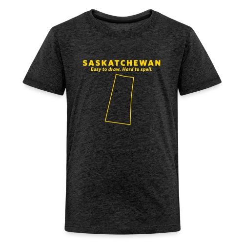 Saskatchewan - Kids' Premium T-Shirt