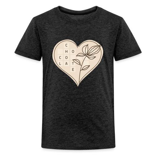 Chocolate Love - Kids' Premium T-Shirt