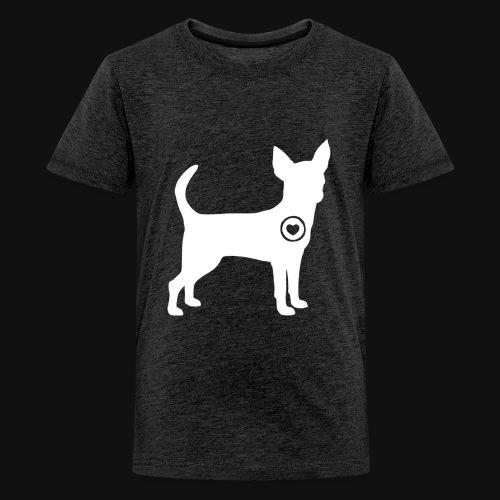 Chihuahua love - Kids' Premium T-Shirt