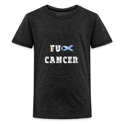 F*CK cancer shirt FU Cancer Shirt Fk cancer - Kids' Premium T-Shirt