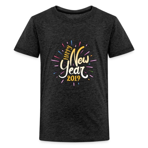 Happy New Year 2019 - Kids' Premium T-Shirt