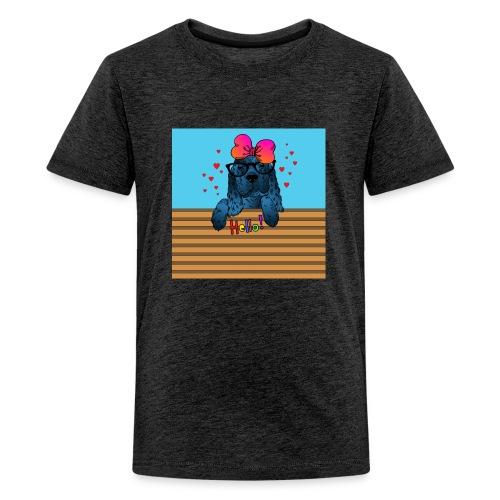 Hello Bella! - Kids' Premium T-Shirt