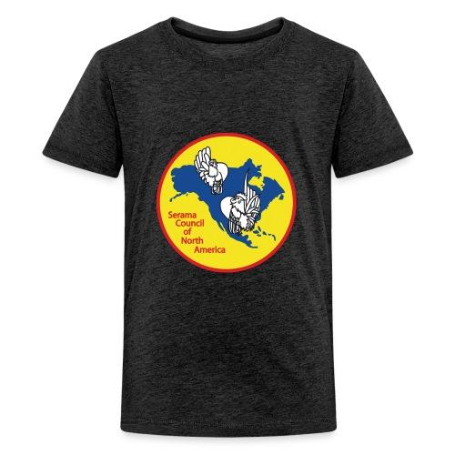 SCNA logo - Kids' Premium T-Shirt
