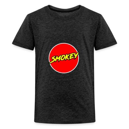 Smokey Mug - Kids' Premium T-Shirt