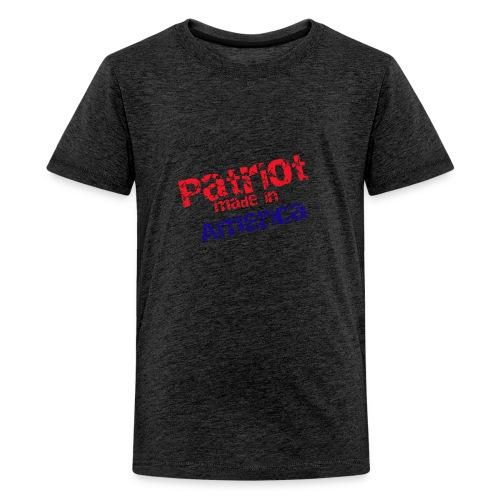 Patriot mug - Kids' Premium T-Shirt