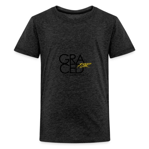 Graced for the Marketplace - Kids' Premium T-Shirt