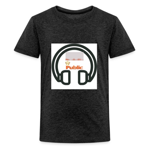 Public - Kids' Premium T-Shirt