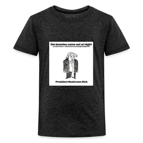 tbcoan Mushroom Dick - Kids' Premium T-Shirt