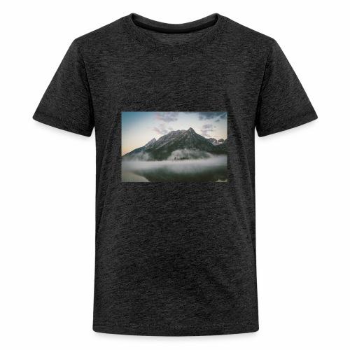 mountain view - Kids' Premium T-Shirt