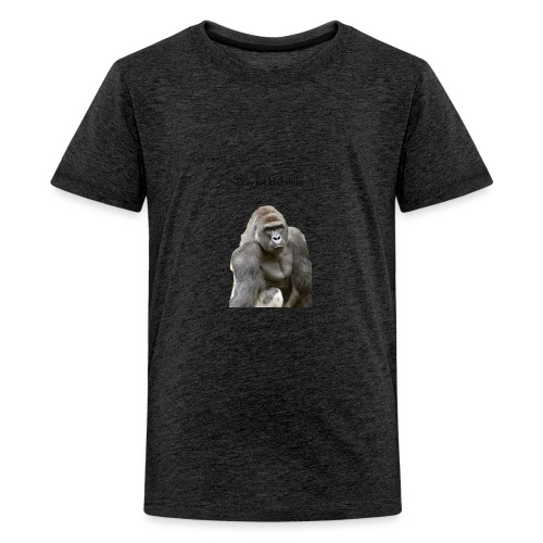 Pray for Harambe - Kids' Premium T-Shirt