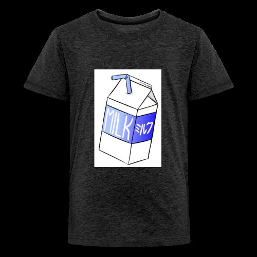 Box of milk - Kids' Premium T-Shirt