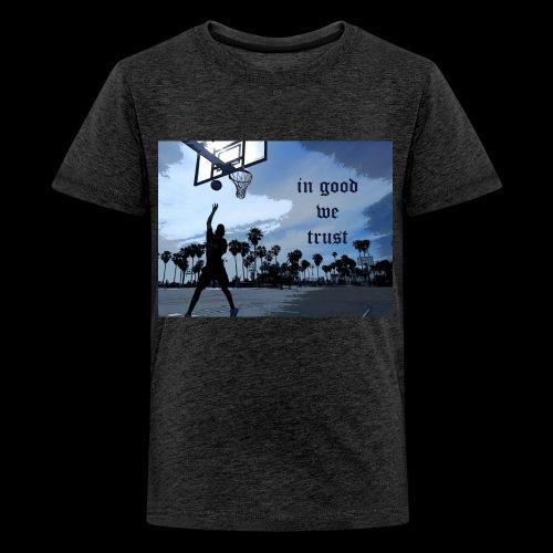 IN GOOD WE TRUST - Kids' Premium T-Shirt