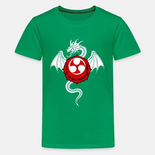 Dragon (W) - Larose Karate - Design Contest 2017 - Kids' Premium T-Shirt