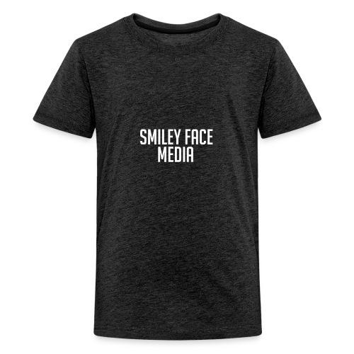 Smiley Face - Kids' Premium T-Shirt