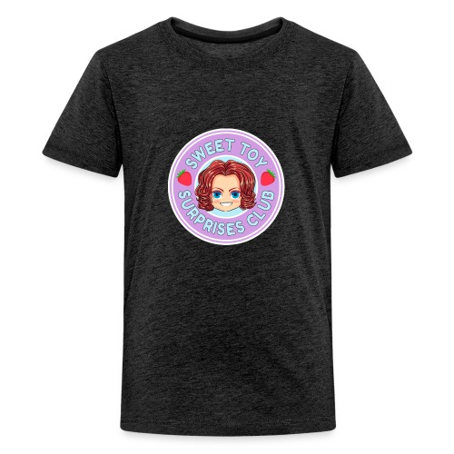 Sweet Toy Surprises Club - Kids' Premium T-Shirt