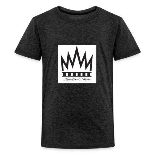 King David - Kids' Premium T-Shirt