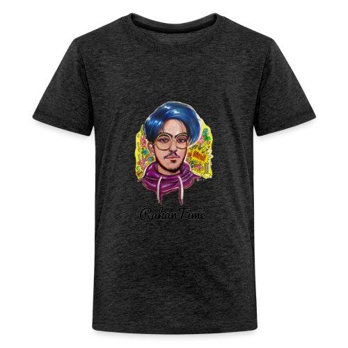 راكان تايم - Kids' Premium T-Shirt