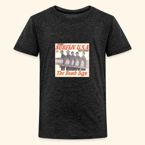 Surfing USA - Kids' Premium T-Shirt