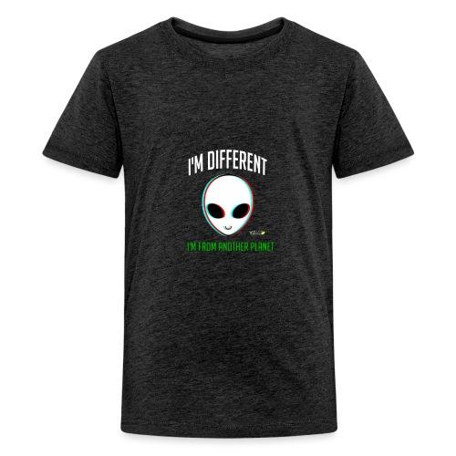 I'm different - Kids' Premium T-Shirt