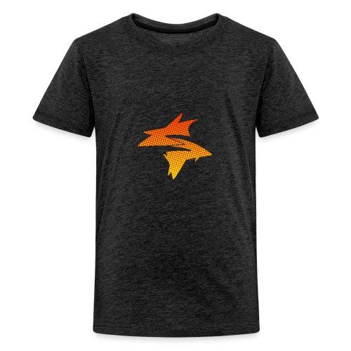Strawhax-Mug - Kids' Premium T-Shirt