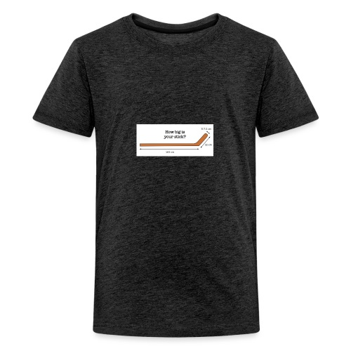 Hockey Stick - Kids' Premium T-Shirt
