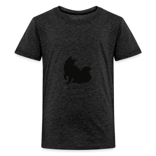 Im feline fine - Kids' Premium T-Shirt
