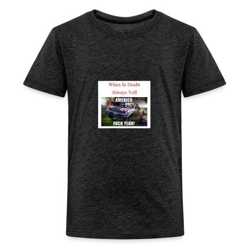 When In Doubt - Kids' Premium T-Shirt