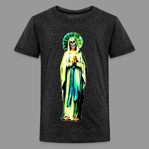 Cult Of Santa Muerte - Kids' Premium T-Shirt