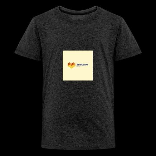 Sethcraft Tee - Kids' Premium T-Shirt