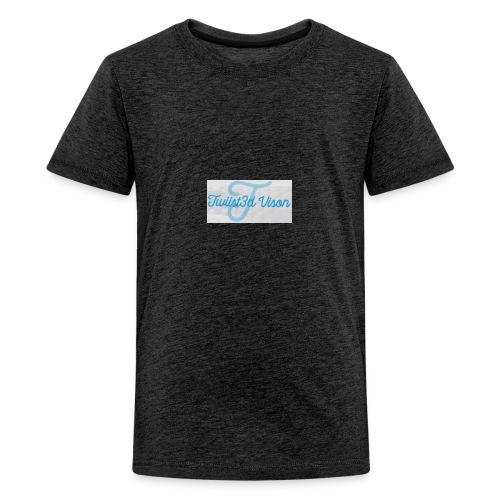 TwiiSt3D - Kids' Premium T-Shirt