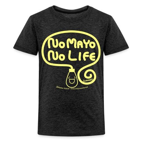 No Mayo No Life - Kids' Premium T-Shirt