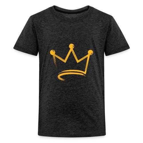 Logo Crown - Kids' Premium T-Shirt