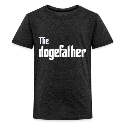 The dogefather - Kids' Premium T-Shirt