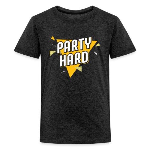 Party Hard 2021 - Kids' Premium T-Shirt