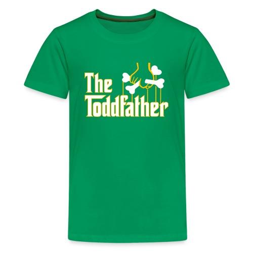 The Toddfather - Kids' Premium T-Shirt