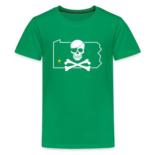 Bones PA - Kids' Premium T-Shirt