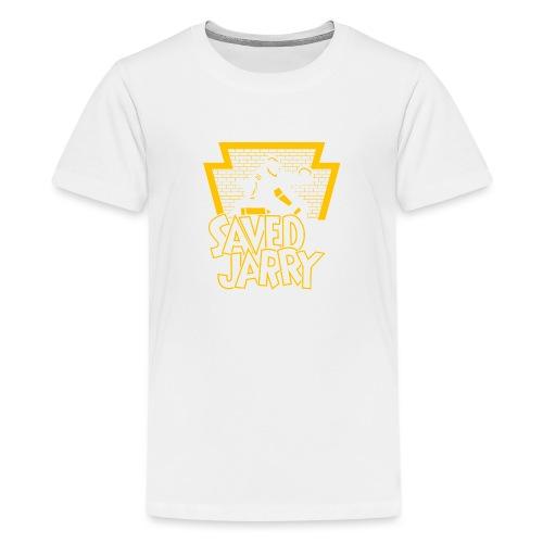 Saved by Jarry - Kids' Premium T-Shirt