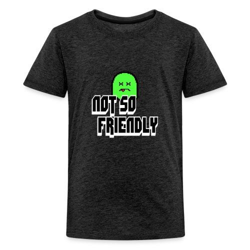 not_so_friendly_logo - Kids' Premium T-Shirt