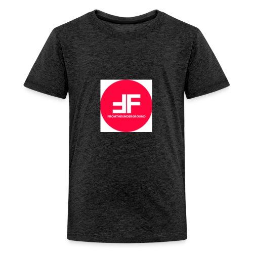 This is the underGround - Kids' Premium T-Shirt