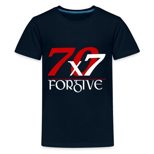 Forgive 70 x 7 times - Kids' Premium T-Shirt